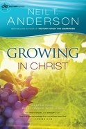 Growing in Christ (Victory Series Book #5) (#05 in Victory Series)