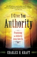 I Give You Authority eBook