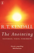 The Anointing eBook