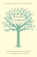 Being Human eBook