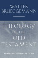 Theology of the Old Testament eBook