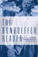 The Bonhoeffer Reader eBook
