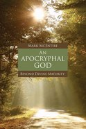 An Apocryphal God eBook