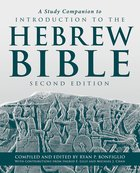 A Study Companion to Introduction to the Hebrew Bible eBook