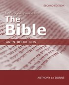 A Study Companion to the Bible eBook