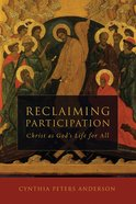 Reclaiming Participation eBook