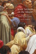 Jesus' Sermon on the Mount eBook