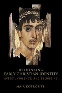 Rethinking Early Christian Identity eBook