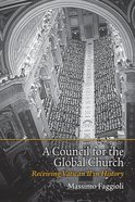 A Council For the Global Church eBook