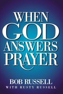 When God Answers Prayer eBook