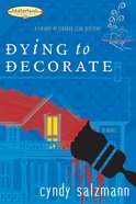 Dying to Decorate (#01 in A Friday Afternoon Club Mystery Series) eBook