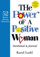 The Power of a Positive Woman Devotional Gift eBook