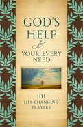 God's Help For Your Every Need eBook