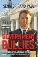 Government Bullies eBook