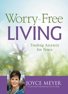 Worry-Free Living eBook