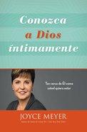 Conozca a Dios Ntimamente eBook