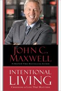 Intentional Living eBook