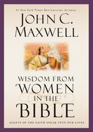Wisdom From Women in the Bible eBook
