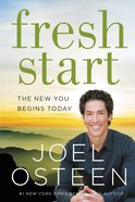 Fresh Start: The New You Begins Today Paperback