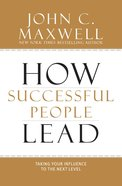 How Successful People Lead eBook