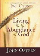 Living in the Abundance of God eBook