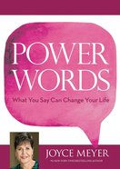 Power Words eBook