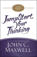 Jumpstart Your Thinking eBook