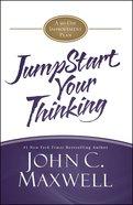 Jumpstart Your Thinking eBook