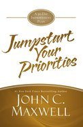 Jumpstart Your Priorities eBook
