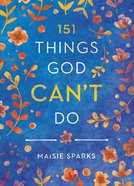 151 Things God Can't Do eBook