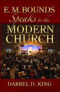 Bounds Speaks to the Modern Church eBook