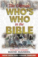 The Ultimate Who?S Who in the Bible eBook