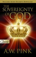 Sovereignty of God eBook