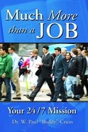 Much More Than a Job eBook