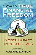 Stories of True Financial Freedom eBook