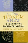 Seeing Judaism Anew eBook