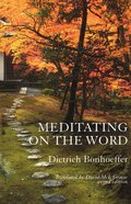 Meditating on the Word eBook