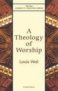 Theology of Worship eBook
