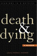 Death and Dying eBook