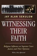 Witnessing Their Faith eBook