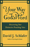 Your Way With God's Word eBook