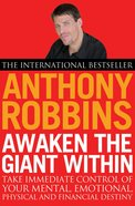 Awaken the Giant Within eBook