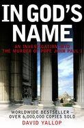 In God's Name eBook
