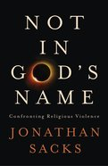 Not in God's Name eBook