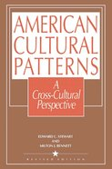 American Cultural Patterns eBook