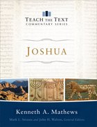 Joshua (Teach The Text Commentary Series) eBook