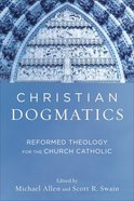 Christian Dogmatics eBook