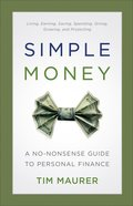 Simple Money eBook