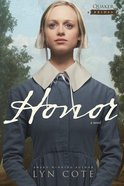 Honor (#01 in Quaker Brides Series) eBook