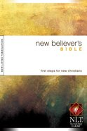 New Believer's Bible NLT eBook